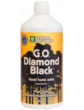 GO DIAMOND BLACK - 500 ML