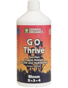 GO BIOTHRIVE BLOOM - 1 LITRE