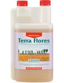 CANNA TERRA FLORES - 5 LITRES