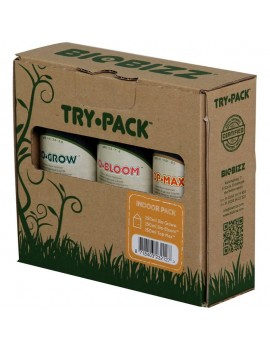 TRY-PACK INDOOR BIOBIZZ