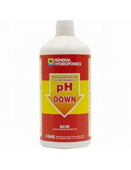 GHE PH DOWN - 1 LITRE