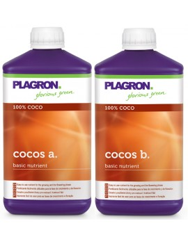 PLAGRON COCO A+B - 2 X 1 LITRE