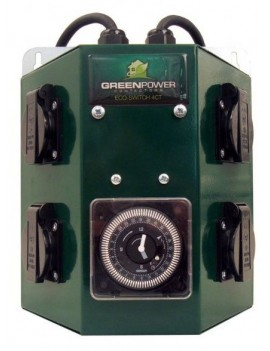 GREENPOWER TIMER 4 VOIES...