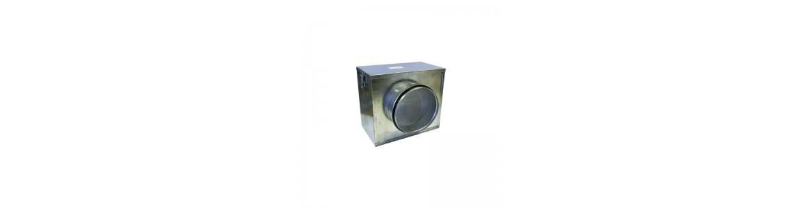Filtres à particule pour ventilation